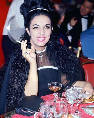 Katy Jurado Mexican Actress