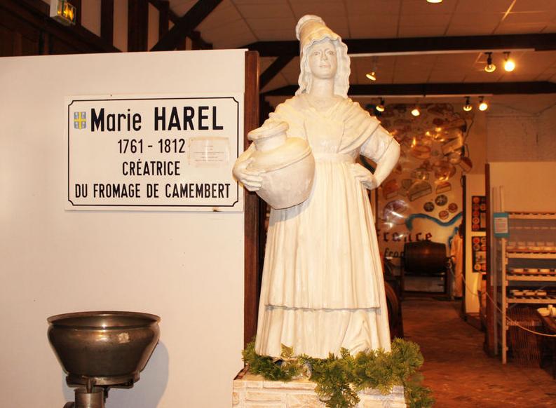 Marie Harel Camembert Cheese